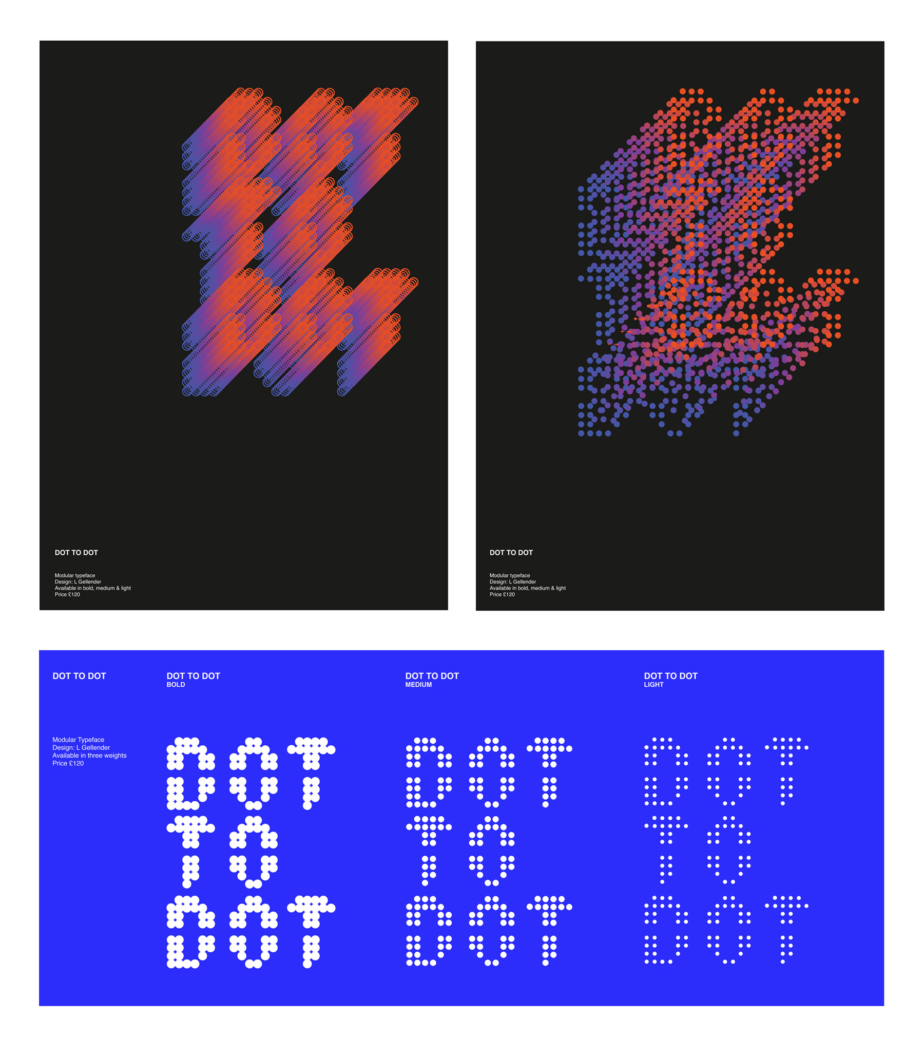 Dot-to-dot-Type-specimen